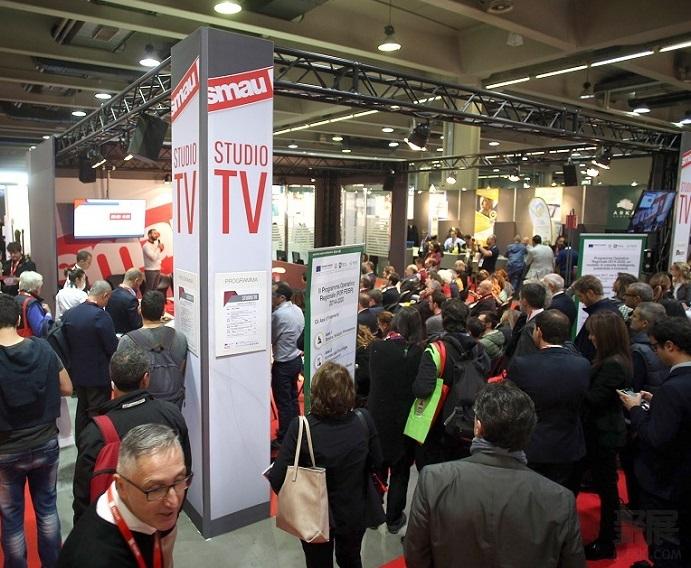 意大利博洛尼亚国际信息、通讯技术及消费类电子展览会_现场照片