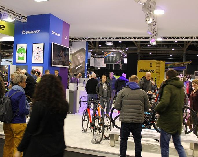 荷兰乌特勒支国际自行车展览会_现场照片