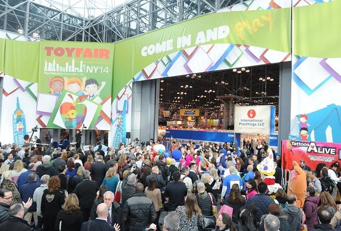 美国纽约国际玩具展览会