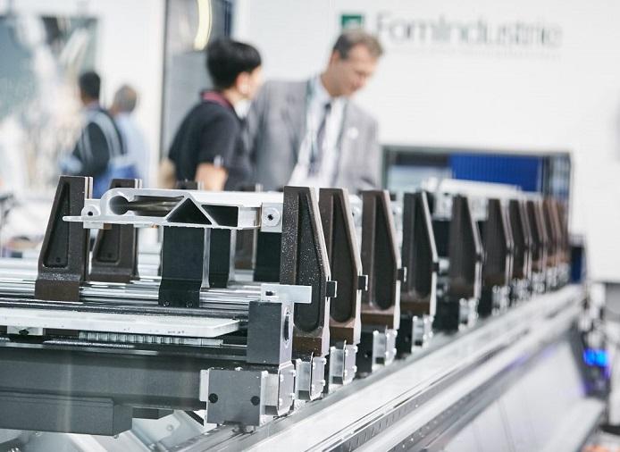 德国杜塞尔多夫国际铝工业展览会_现场照片