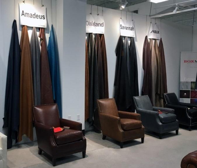 美国高点国际冬季家纺展览会_现场照片