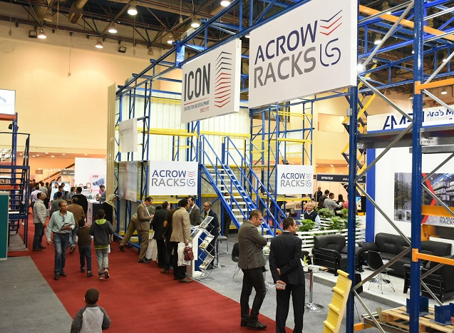 埃及开罗国际仓储运输物流展览会