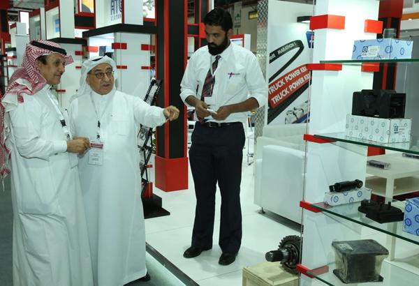 沙特吉达国际汽车零配件及售后服务展览会
