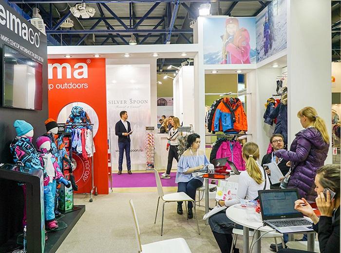 俄罗斯莫斯科国际秋季童装及母婴用品展览会_现场照片
