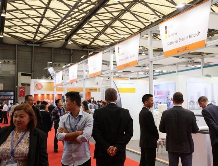 中国(上海)国际酒、饮料制造技术及设备展览会_现场照片