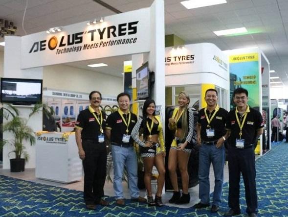 巴拿马国际轮胎展览会
