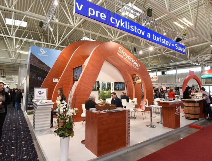 捷克布拉格国际泳池桑拿设备展览会_现场照片