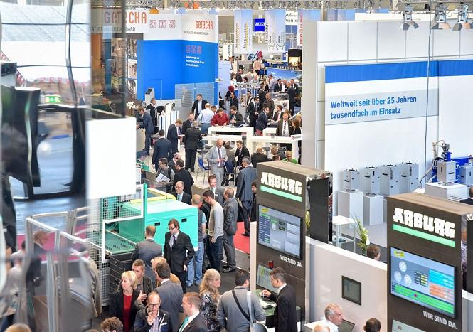 德国腓特烈港国际塑料加工技术及设备展览会_现场照片