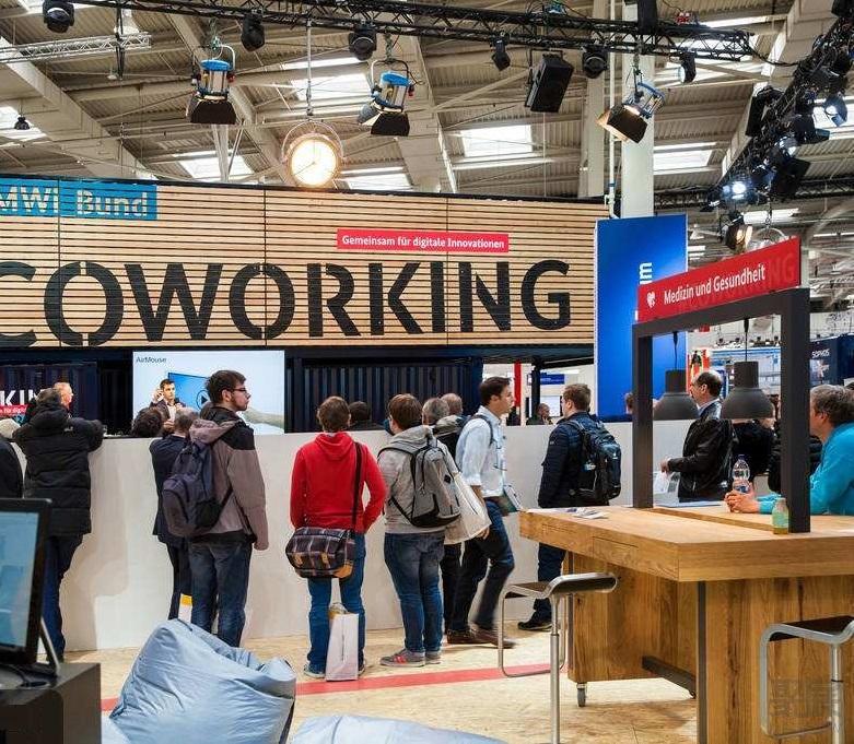 德国汉诺威国际消费电子信息及通信博览会(停办)_现场照片