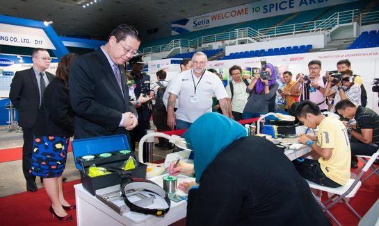 马来西亚槟城国际电子元器件及生产设备展览会