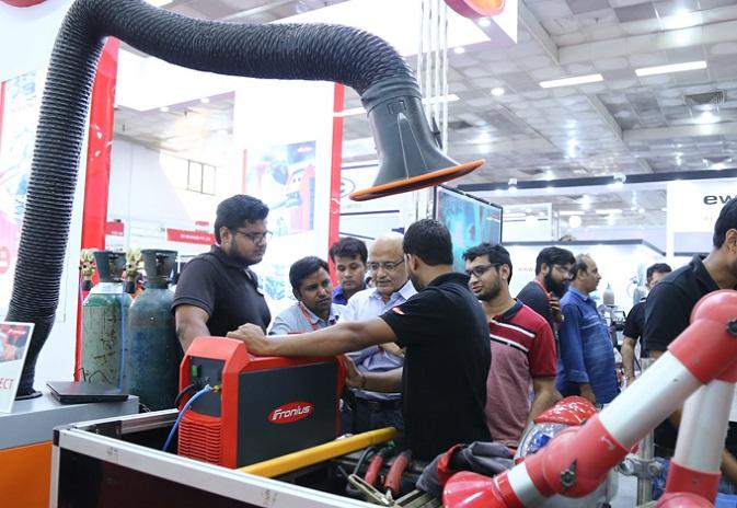 印度孟买国际焊接切割设备展览会