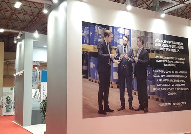 土耳其伊斯坦布尔国际涂料及表面处理技术展览会