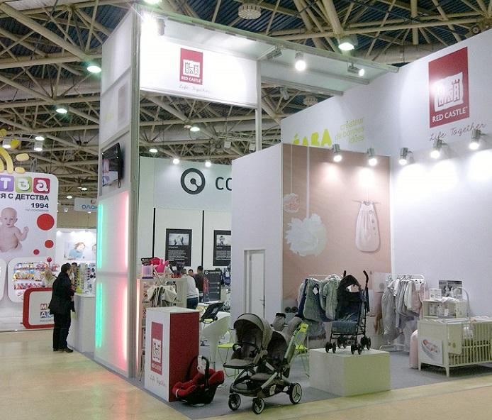 俄罗斯莫斯科国际玩具及婴童用品展览会_现场照片