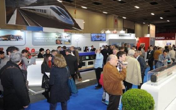 意大利都灵国际交通及铁路轨道展览会