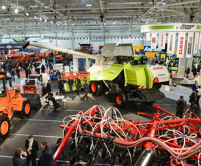 匈牙利布达佩斯国际农业及农业机械展览会_现场照片