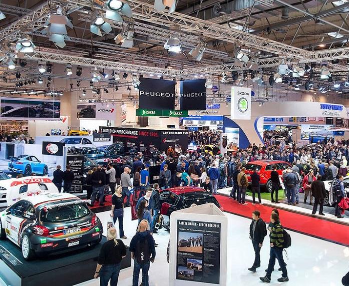 意大利博洛尼亚国际汽车及摩托车展览会_现场照片