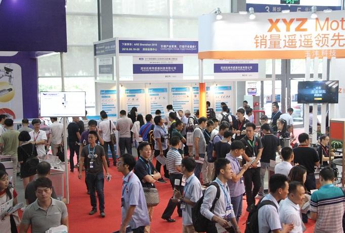 中国(深圳)国际工业自动化及机器人展览会_现场照片