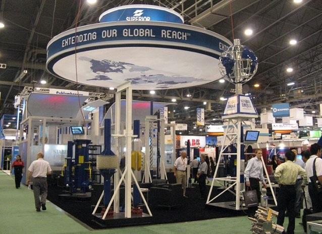 伊朗德黑兰国际石油天然气展览会