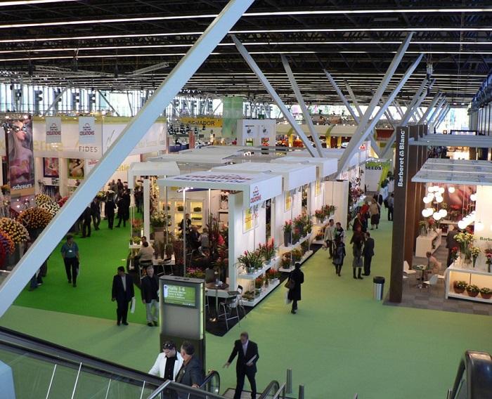 荷兰阿姆斯特丹国际花园园艺及五金工具展览会_现场照片