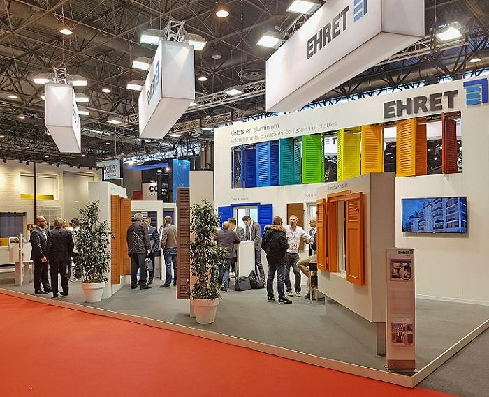 法国巴黎国际建筑及建材展览会_现场照片