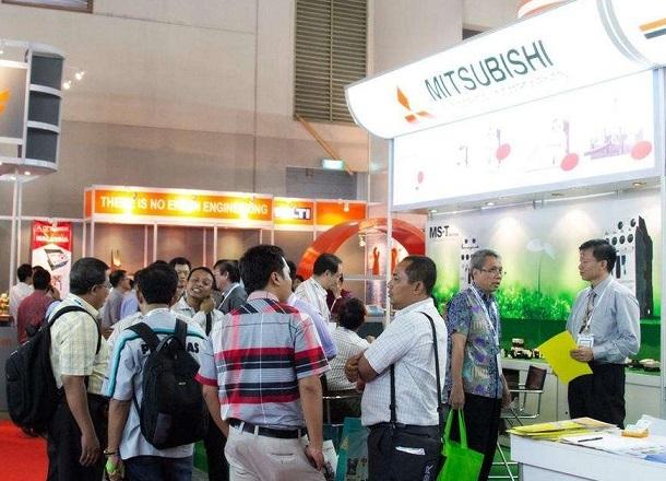 印尼雅加达国际石油天然气展览会