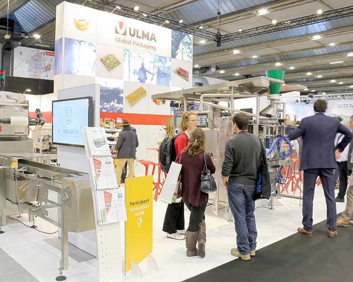 比利时布鲁塞尔国际创新包装技术展览会_现场照片