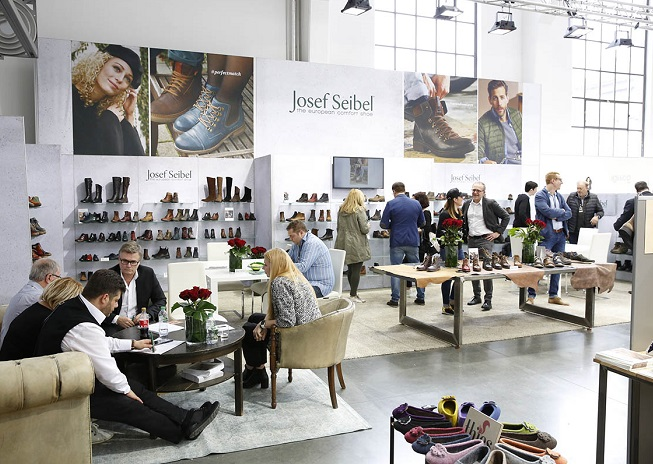 德国杜塞尔多夫国际春季鞋展览会