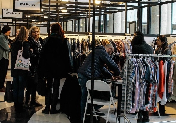 意大利米兰国际秋季纺织面料暨服装采购展览会_现场照片