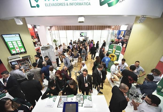 巴西圣保罗国际电梯及配件展览会