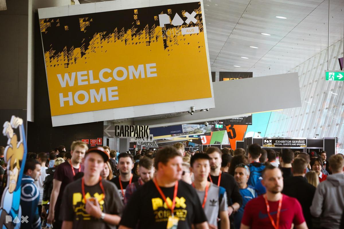 澳大利亚墨尔本国际游戏动漫展览会