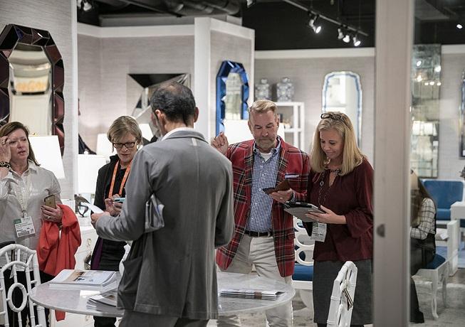 美国高点国际秋季家具及家居装饰品展览会_现场照片
