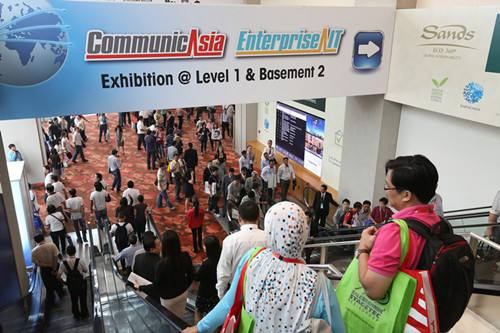 新加坡国际通讯展览会