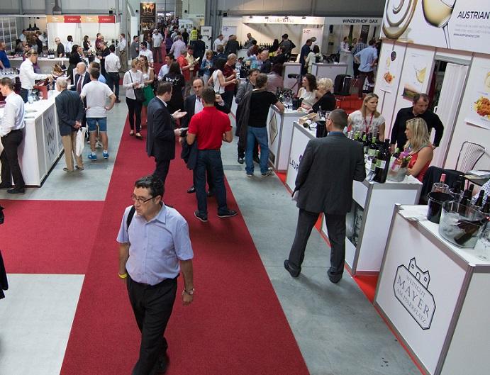捷克布拉格国际葡萄酒展览会_现场照片