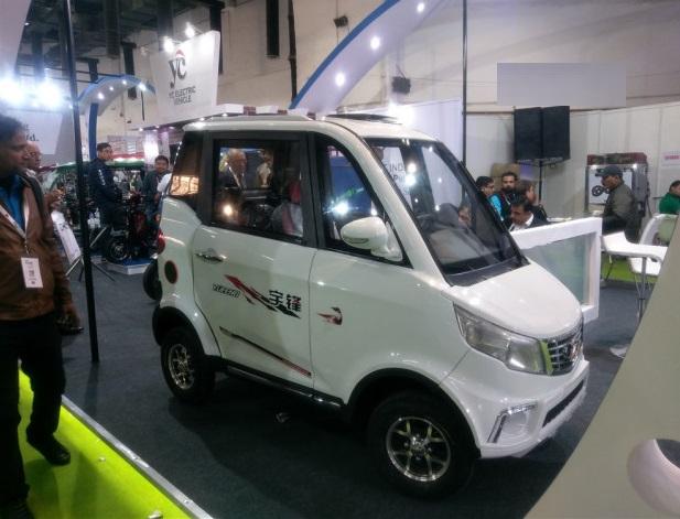 印度班加罗尔国际新能源电动车展览会