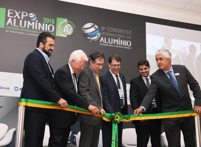 巴西圣保罗国际铝工业展览会_现场照片