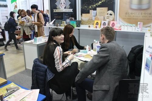 韩国首尔国际美容美发化妆品展览会