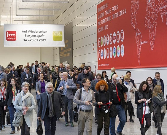 德国科隆国际家具展览会_现场照片