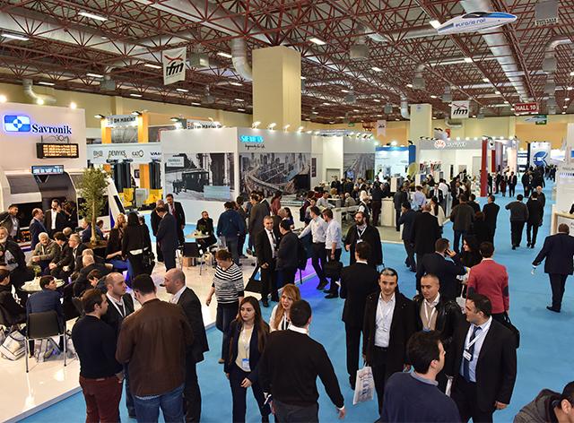 土耳其伊斯坦布尔国际铁路工业装备展览会