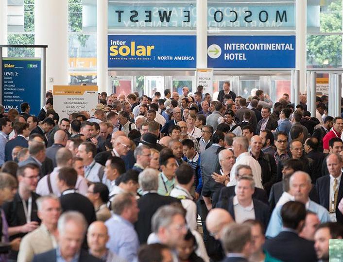 美国旧金山国际太阳能技术展览会