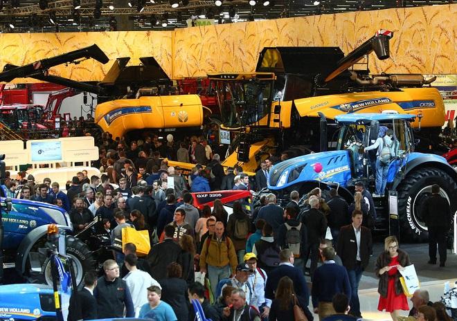 法国巴黎国际农业机械、牧业与农业技术展览会