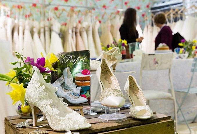 英国哈罗盖特国际婚纱礼服展览会