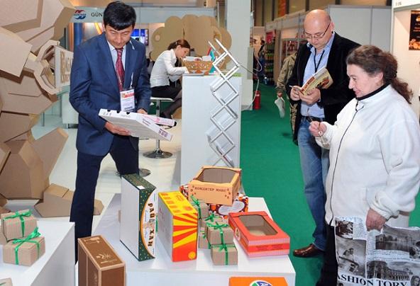 哈萨克斯坦阿拉木图国际包装展览会