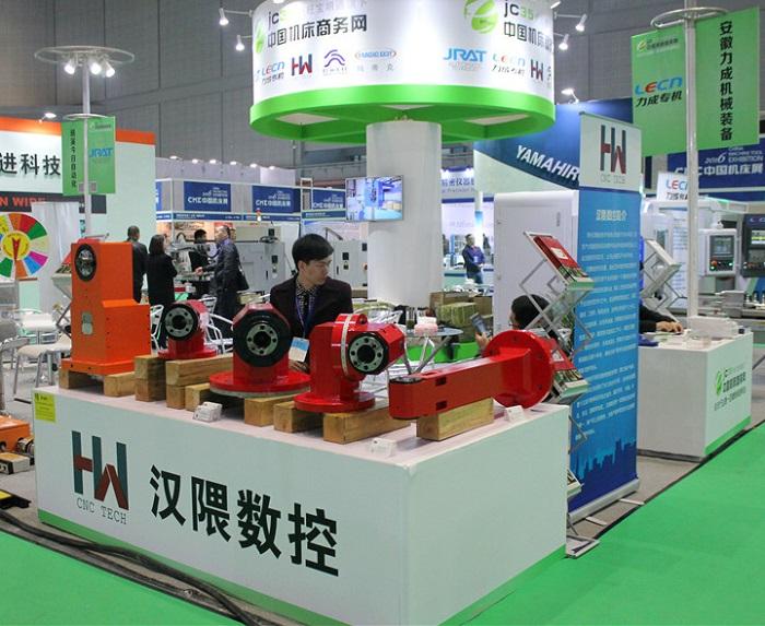 中国(上海)国际机床展览会_现场照片
