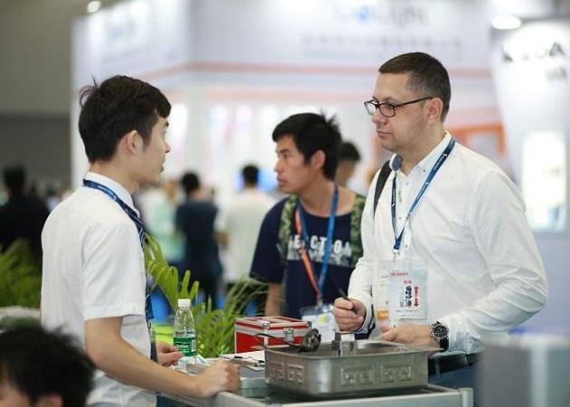 中国(北京)国际模具工业展览会_现场照片