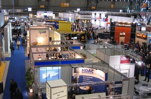 德国斯图加特国际金融投资展览会_现场照片