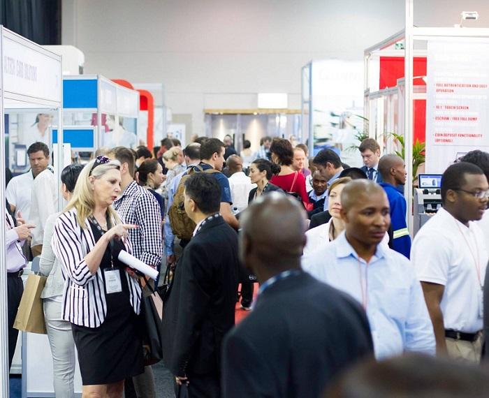 南非开普敦国际智能卡、支付及零售展览会_现场照片