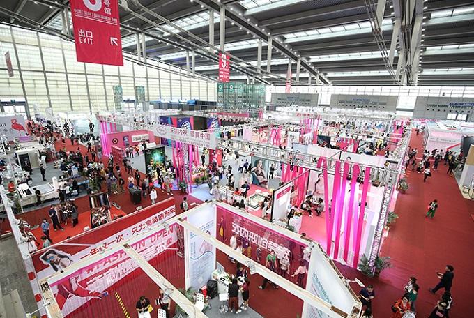 中国(深圳)国际品牌内衣展览会_现场照片