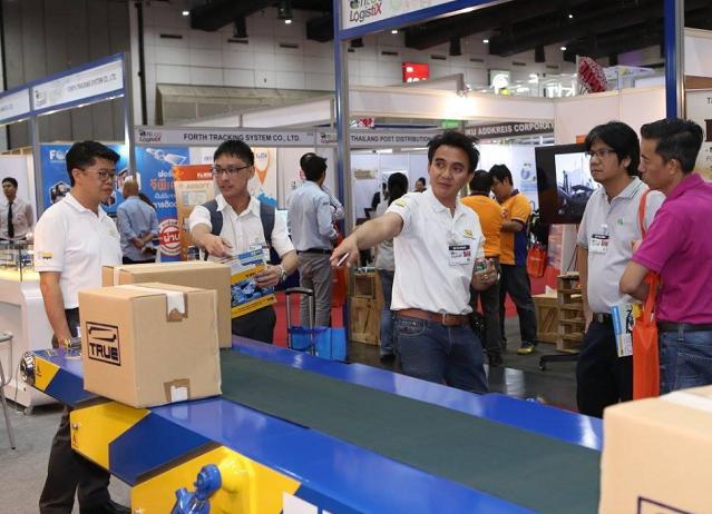 泰国曼谷国际物流设备仓储及运输展览会