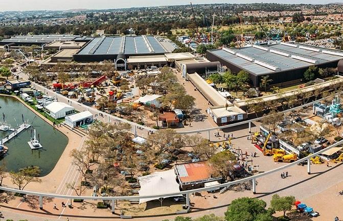 南非约翰内斯堡国际工程机械展览会