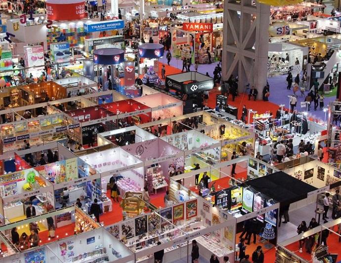日本东京国际秋季礼品及日用消费品展览会_现场照片
